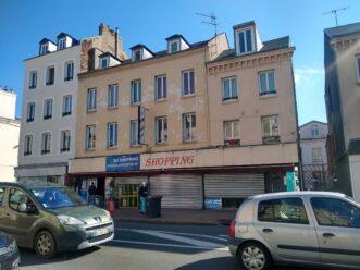 immeuble rue Aristide Briand